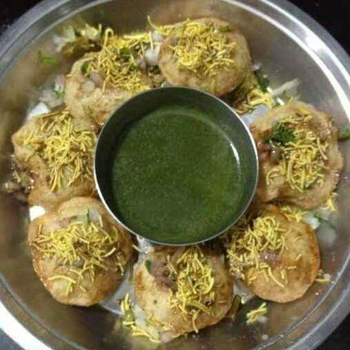 Photo of Pani puri by sneha gilla at BetterButter