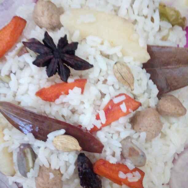 Photo of Vegetable biryani by sneha gilla at BetterButter