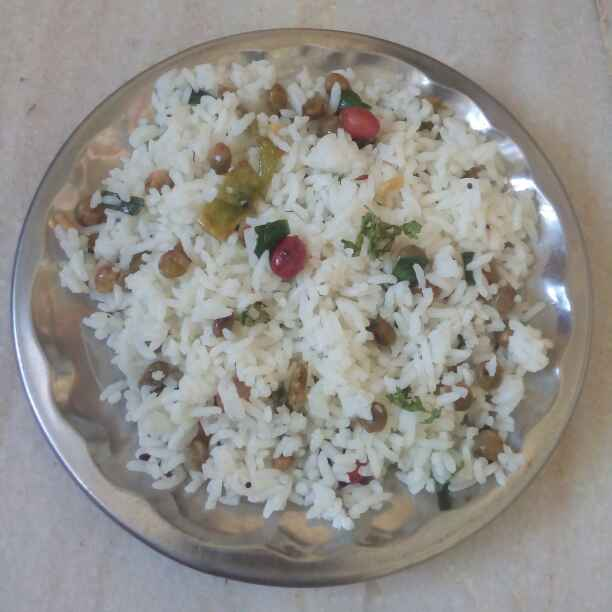 Photo of Pigeon peas fried rice by sneha gilla at BetterButter