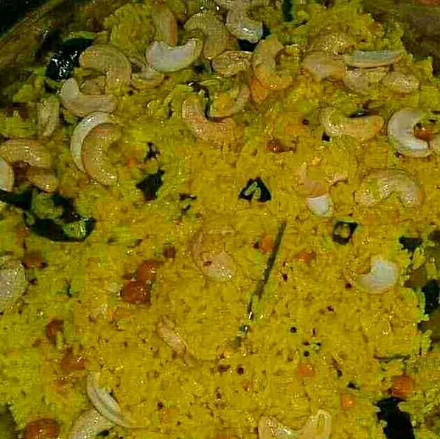 Photo of Mango rice by sneha gilla at BetterButter