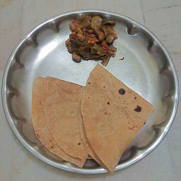 Photo of Chapathi by sneha gilla at BetterButter