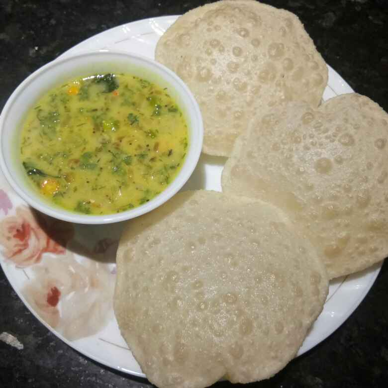 How to make Poori chutney