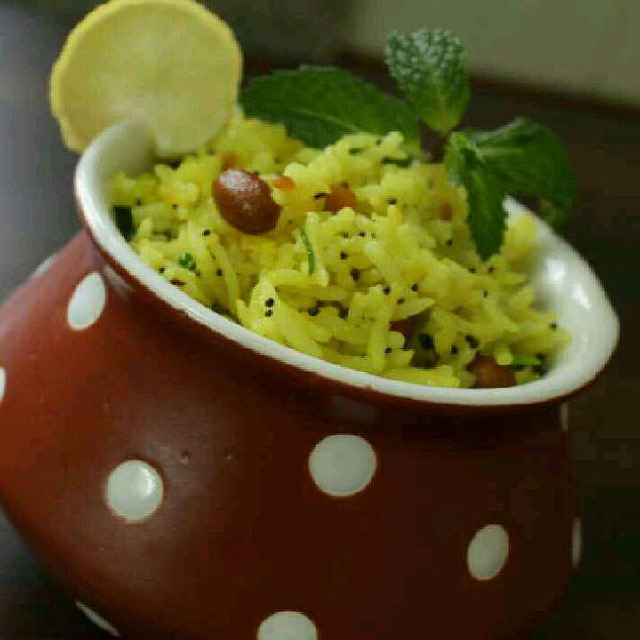 How to make Lemon-Mint Rice