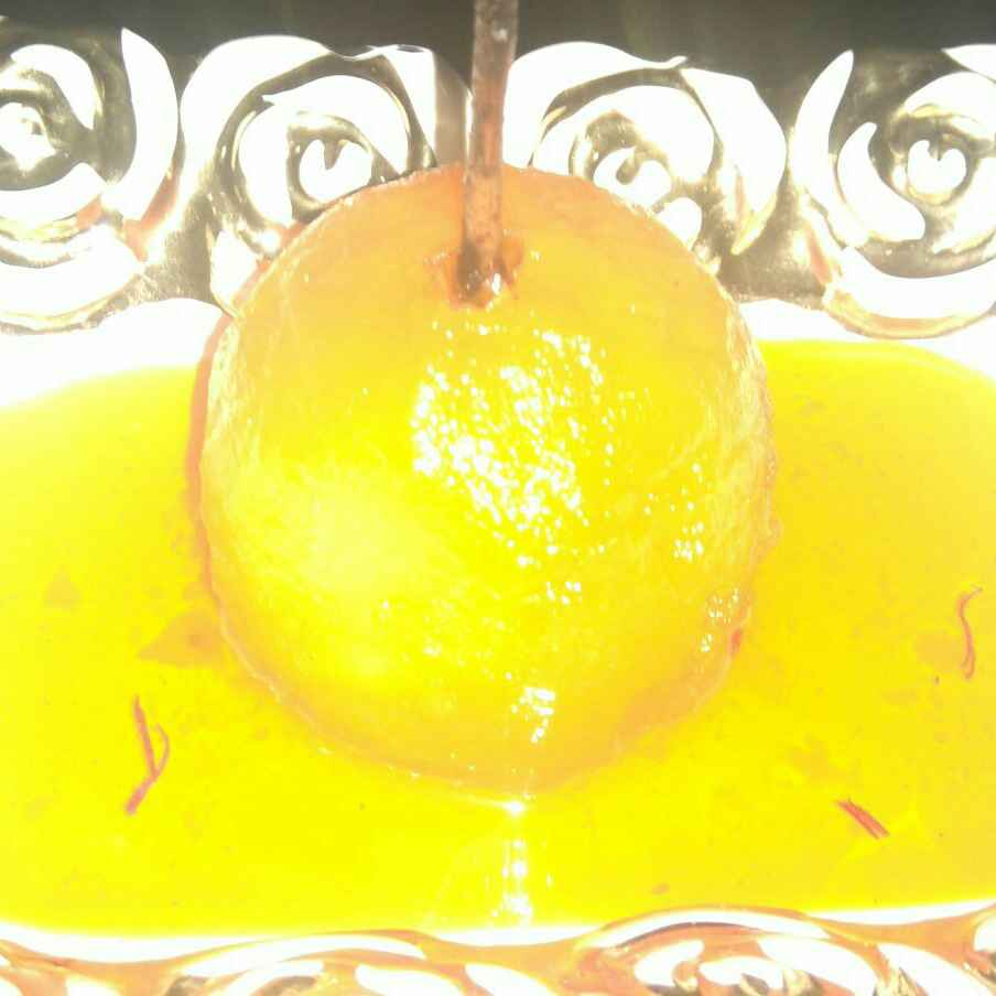How to make Pear with Kesar and Honey