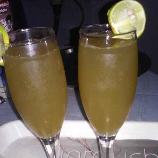 Photo of Pudhina Thandai Drink by Sohini Chongdar at BetterButter