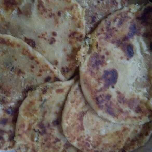 Photo of Cauliflower paratha by Solanki Minaxi at BetterButter