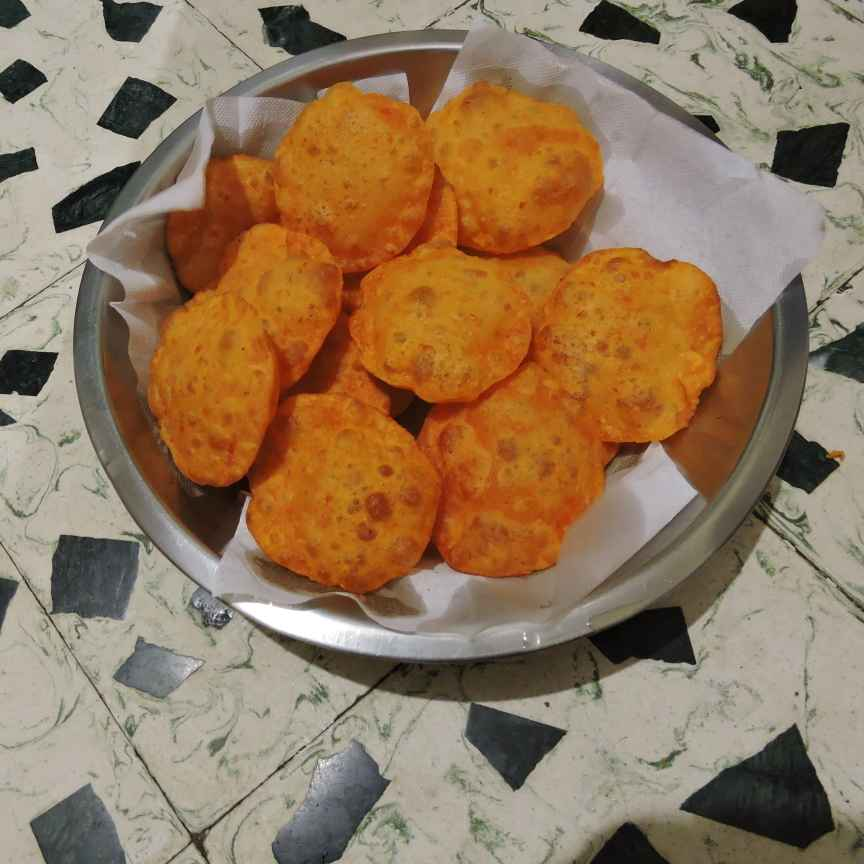 Photo of Tamatar puri by Solanki Minaxi at BetterButter