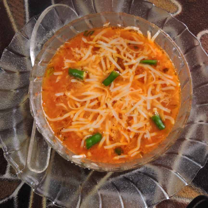 Photo of Tamatar vermicelli soup by Solanki Minaxi at BetterButter