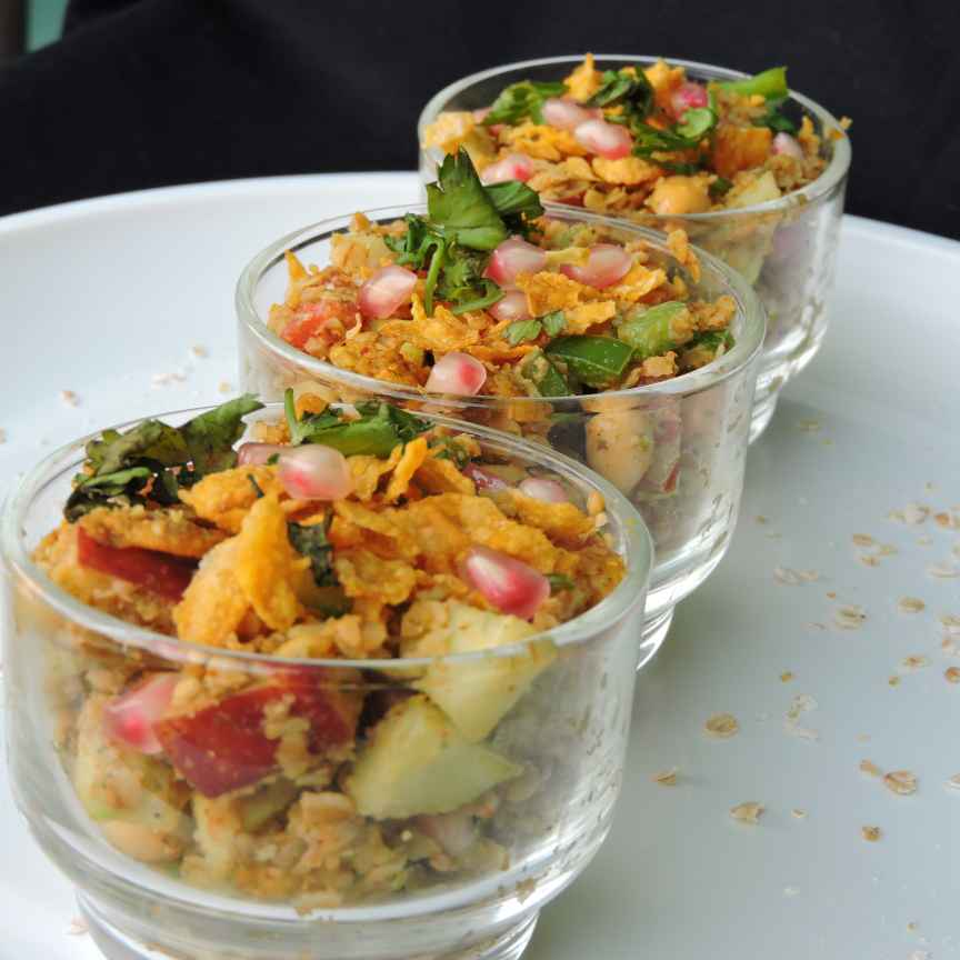 Photo of Oats bhel by Solanki Minaxi at BetterButter