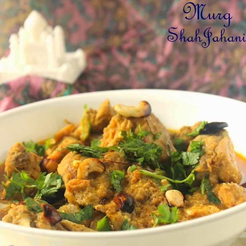 How to make Shahi Murg Korma | Chicken Shahjahani | Chicken Mughlai