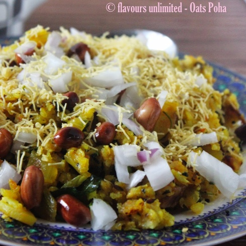 Photo of Oats Poha by Soma Pradhan at BetterButter