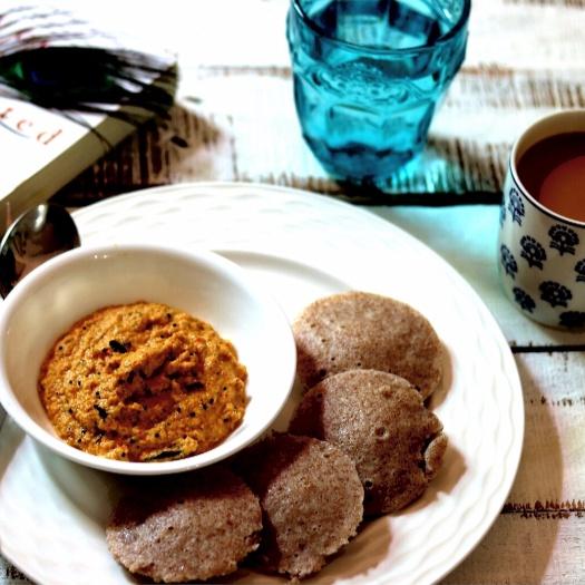 How to make Ragi Idli