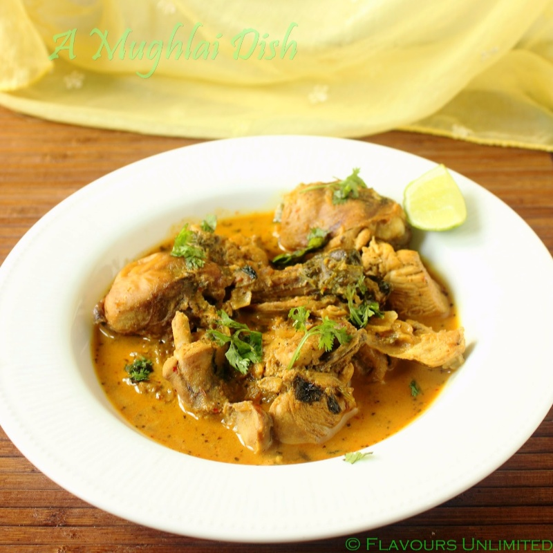 Photo of Chicken Rezala - A Mughlai Dish by Soma Pradhan at BetterButter