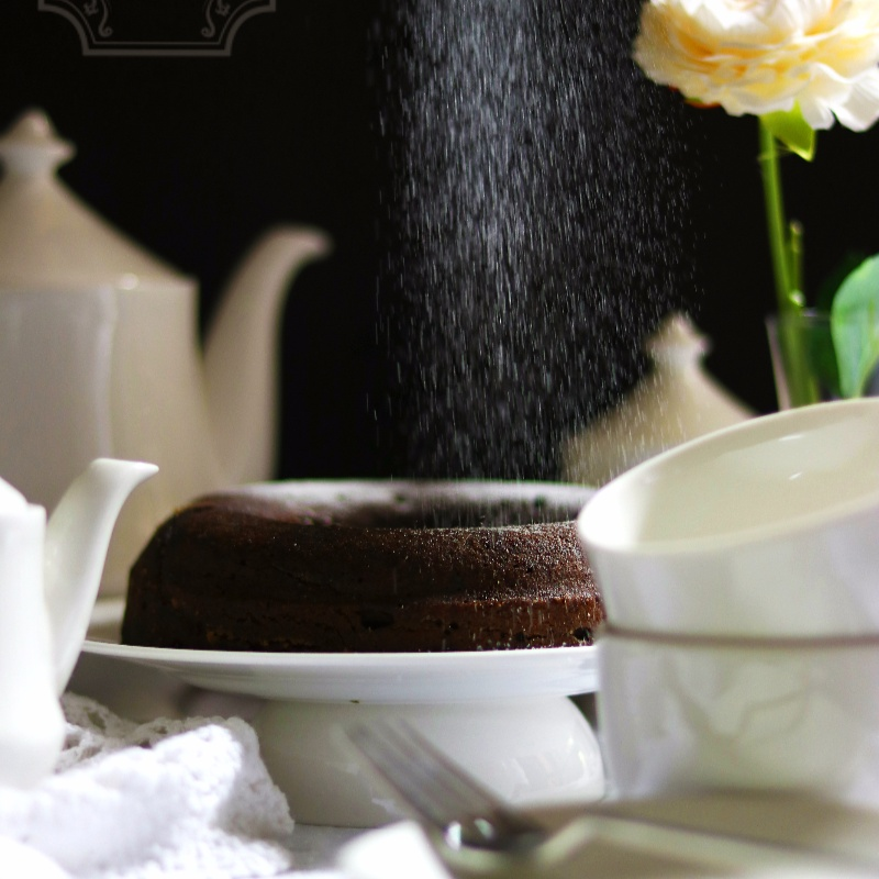 How to make GLUTEN FREE CHOCOLATE QUINOA CAKE