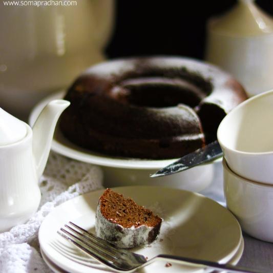 How to make GLUTEN FREE CHOCOLATE QUINOA CAKE