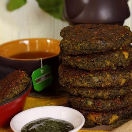 Photo of Palak Paneer Kebab by Soma Pradhan at BetterButter