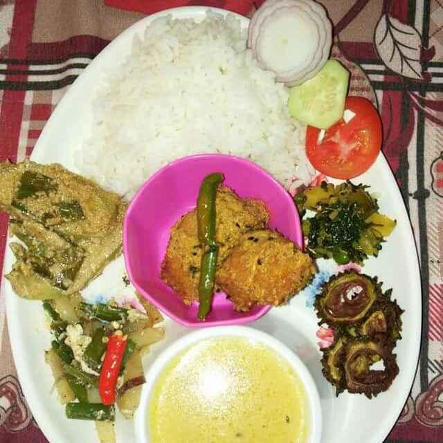 How to make নারকোল রুই