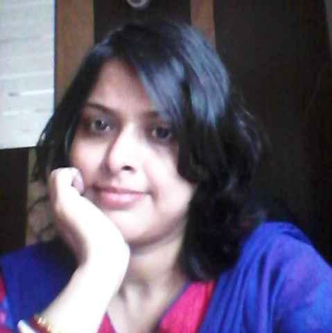 Soma Mukherjee food blogger