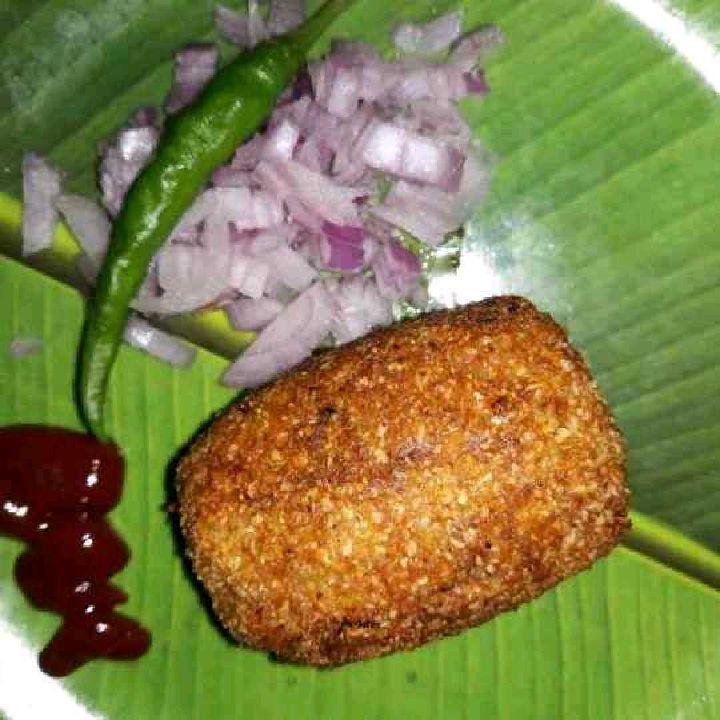 How to make Egg Devil a street food from West Bengal