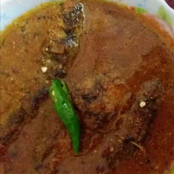 How to make Puti machher jhol (Puti fish greavy)