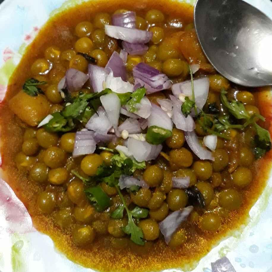 How to make Ghugni