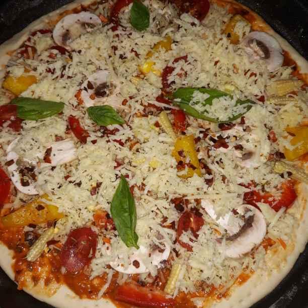 Photo of Pizza ( Veg) by Soma Mukherjee at BetterButter