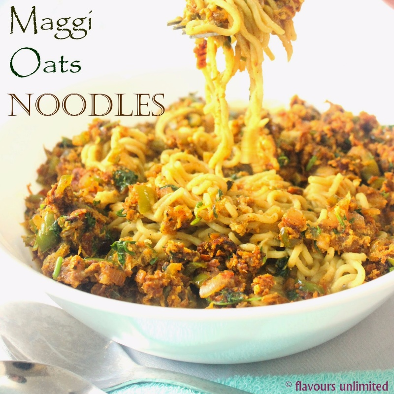 Photo of Maggi Oats Noodles by Soma Pradhan at BetterButter