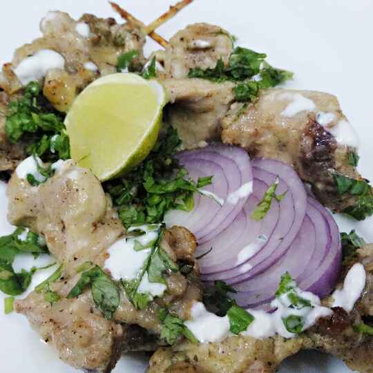 Photo of Cheesy Chicken Kebab by Somdatta Palit at BetterButter