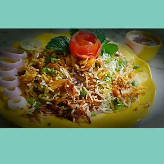 Photo of Hyderabadi veg biriyani by Somya Gupta at BetterButter