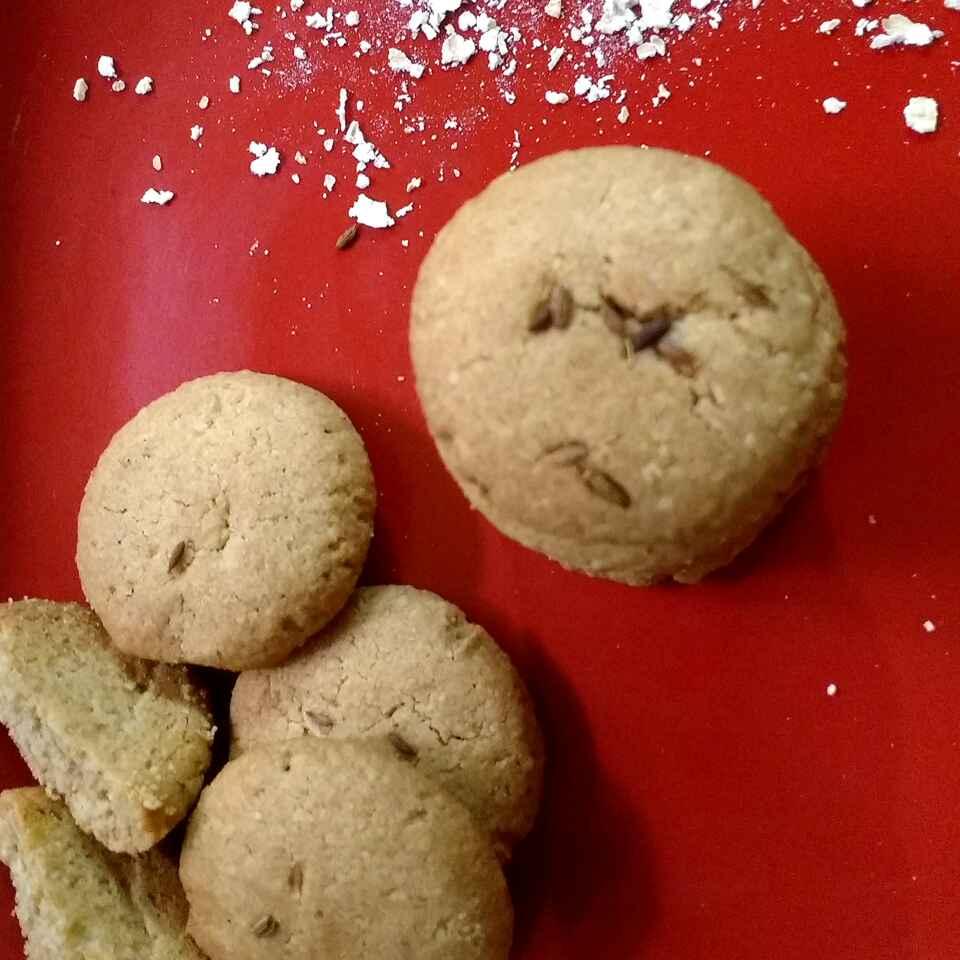 Photo of Oats butter cookies by Somya Gupta at BetterButter