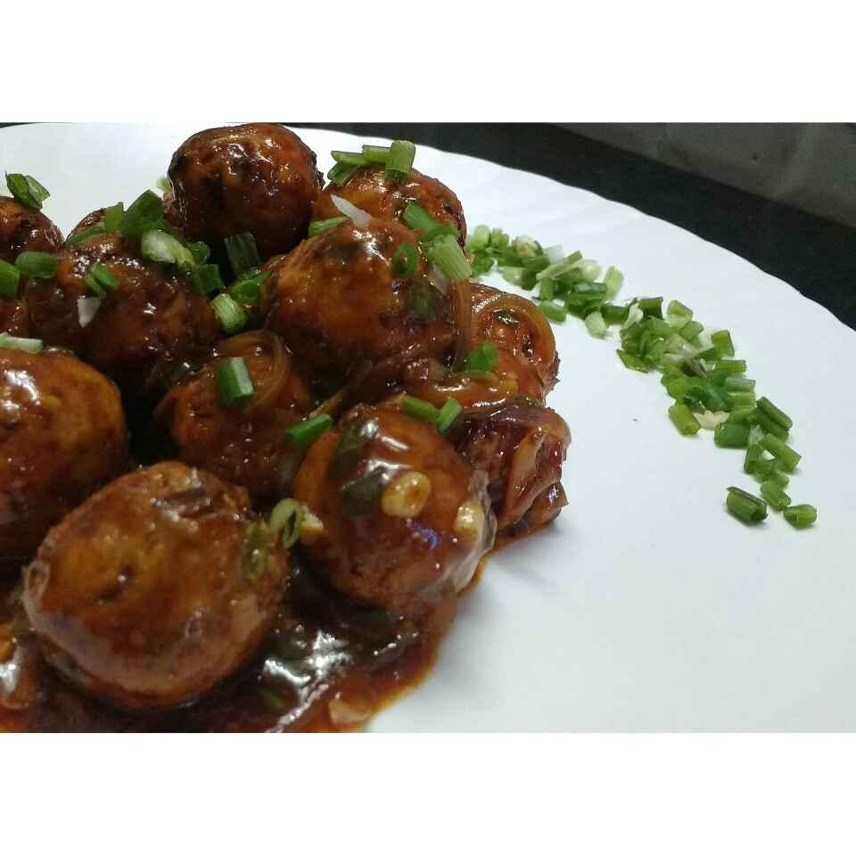 Photo of Mixed beans veg manchuriyan by Somya Gupta at BetterButter