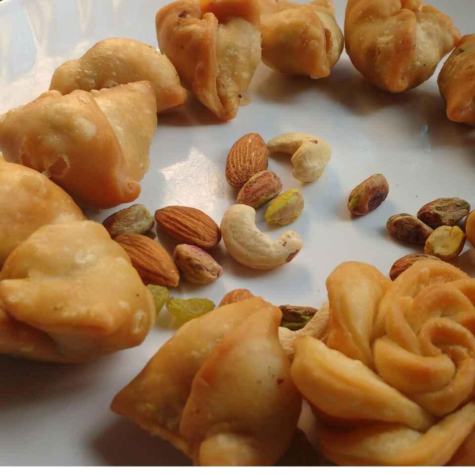 How to make Mini samosa