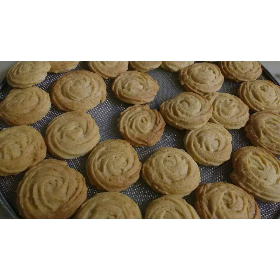 Photo of Vanilla butter cookies by Somya Gupta at BetterButter