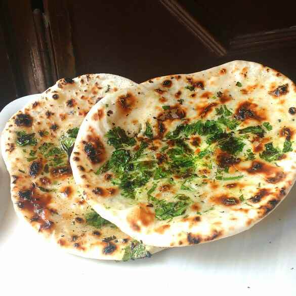 How to make Restaurant style naan