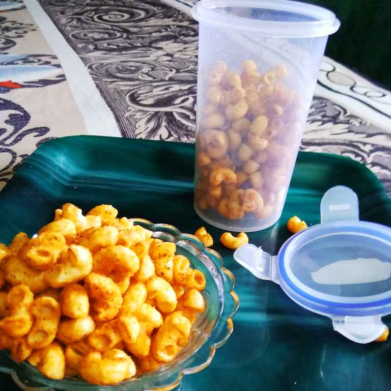 How to make Crispy crunchy macaroni