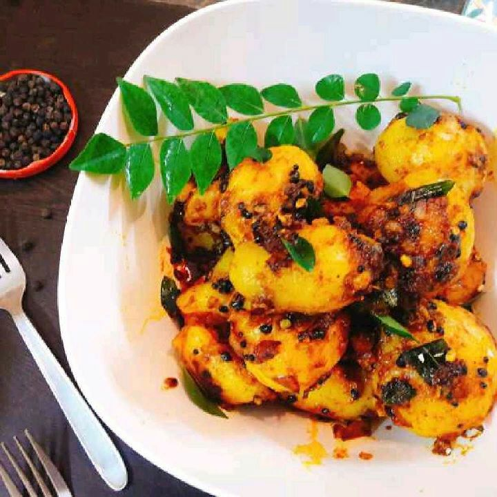 How to make Chettinad Aloo