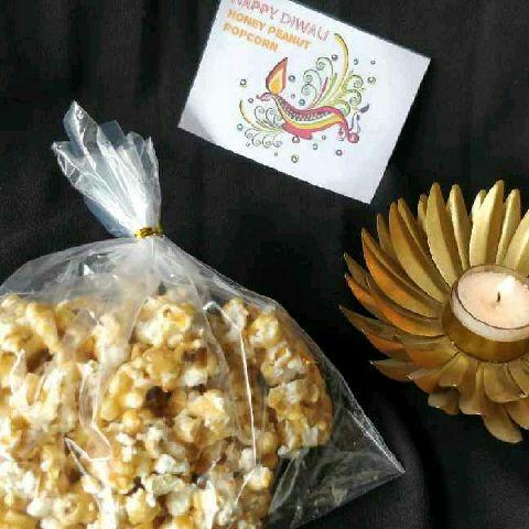 How to make Honey Peanut Butter Popcorn