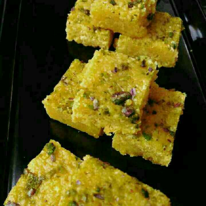 How to make Moong Paak