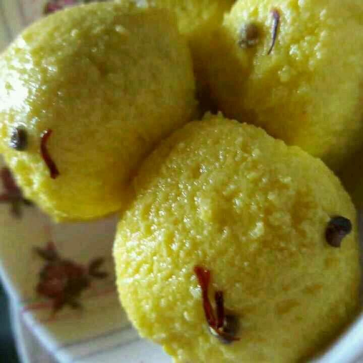 How to make Kesar Rasgulla