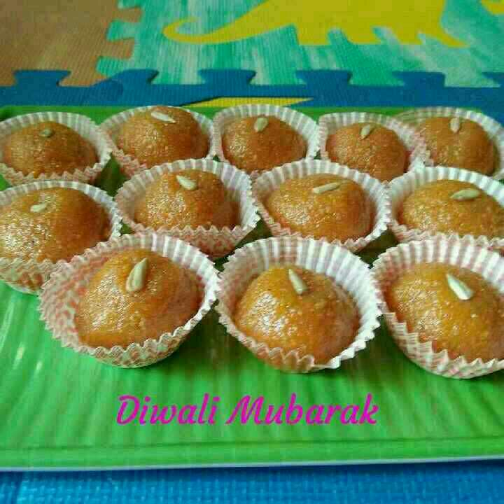 How to make Motichoor Laddoo