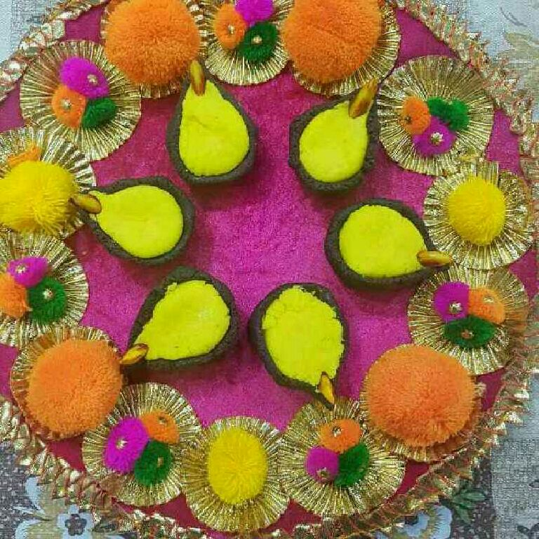 How to make Diya Sandesh