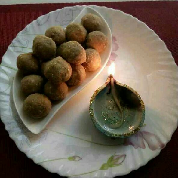 How to make Poha Laddoo