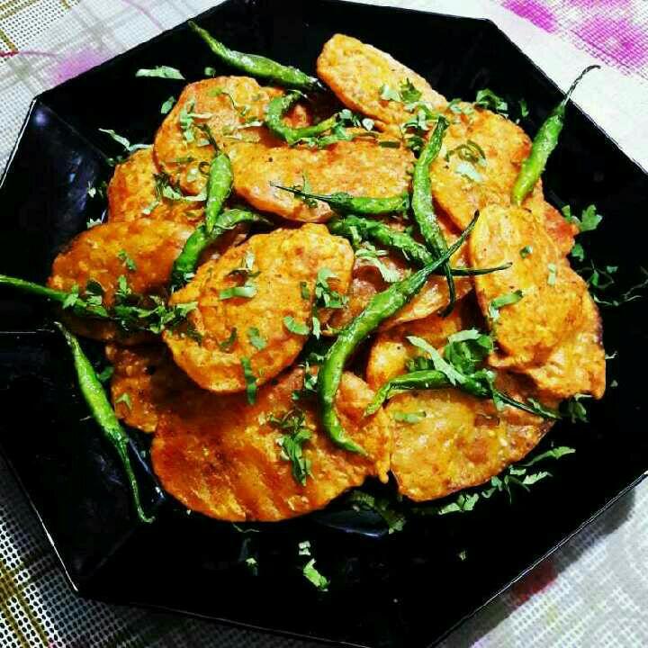 How to make Spicy Bhajiya