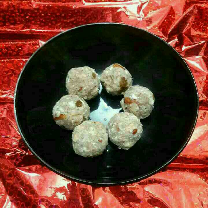 How to make Gluten Free Laddoos