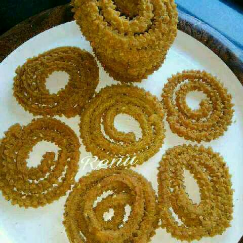 How to make Multi Grain Murukku