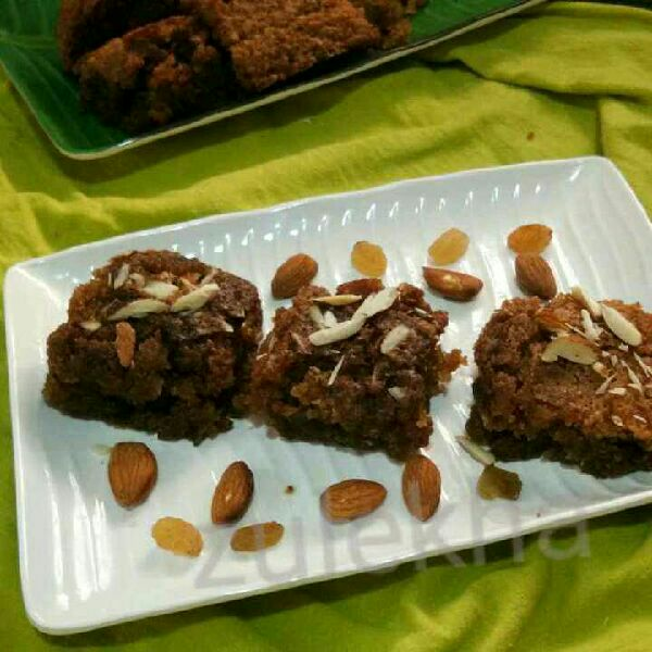 How to make Eggless Cake with a Healthy Twist