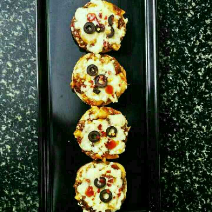 How to make Pasta- Pizza Style