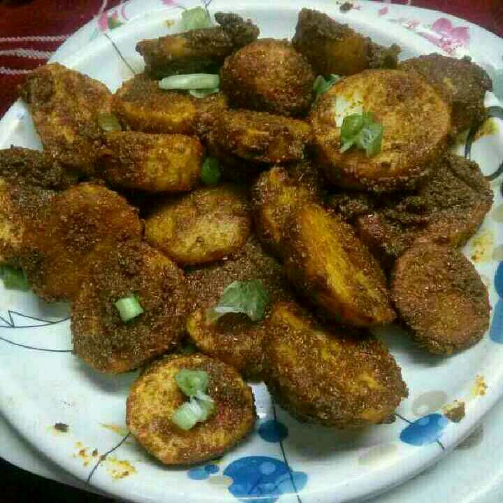 How to make Instant  Chatpate Aloo
