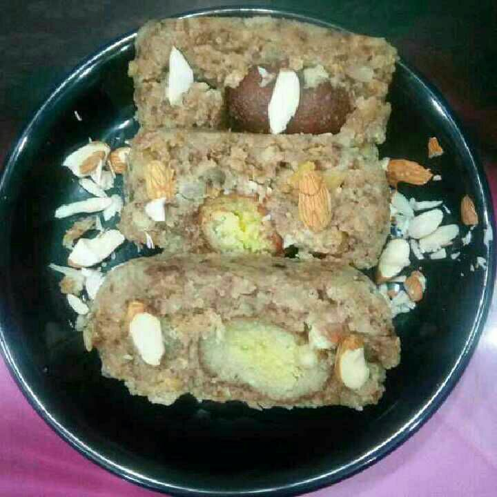 How to make Halwa with a Surprise