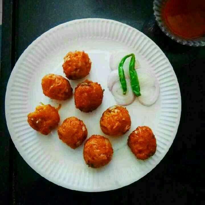 How to make Maggi Pakoras